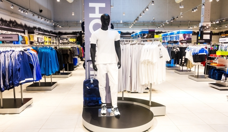 L'Atoll Angers adidas outlet